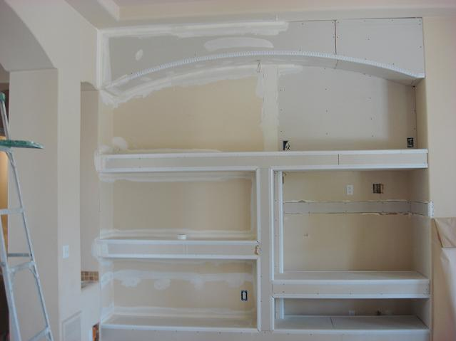 Charlotte Drywall Repair Work Pic 1