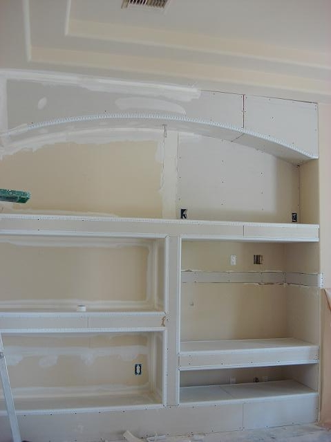 Charlotte Drywall Repair Work Pic 2