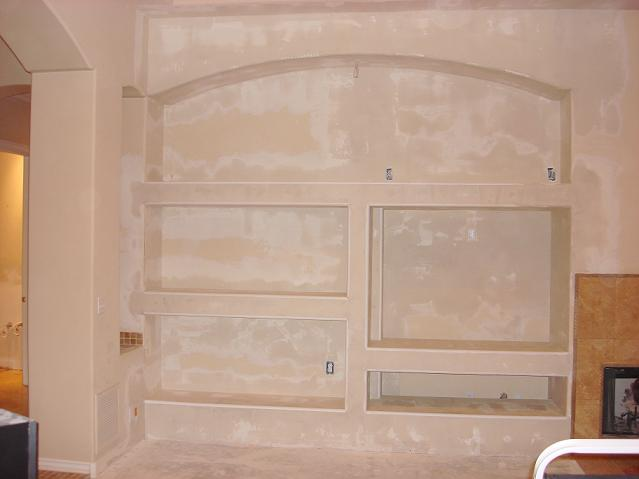 Charlotte Drywall Repair Work Pic 3