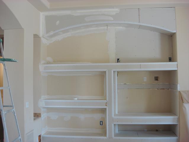 charlotte residential drywall repair